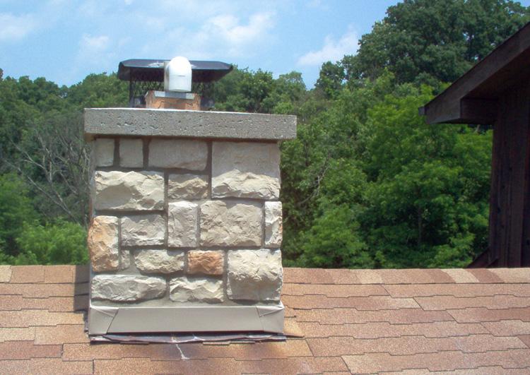 Stone Chimney Solid Masonry Inc